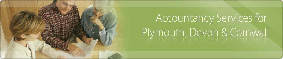 Accountancy Services: Plymouth Devon Cornwall